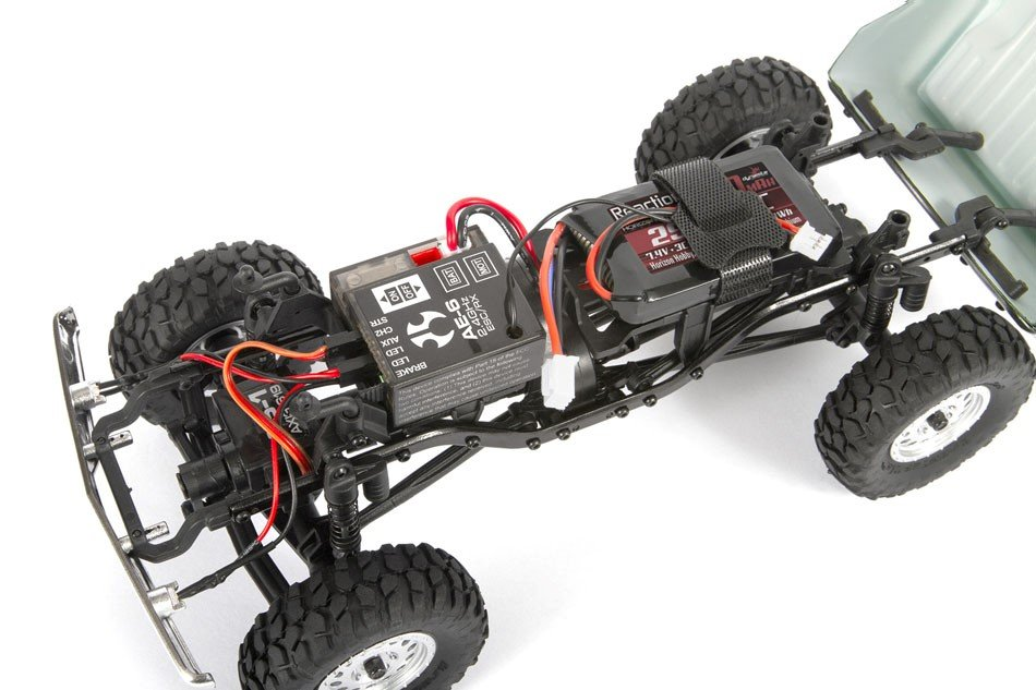Axial SCX24 C10 chassis
