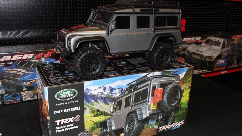 trx-4 defender box