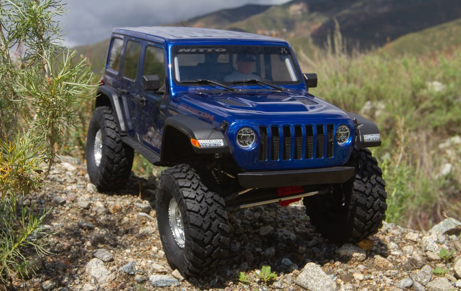 axial scx10iii jeep jl kit review