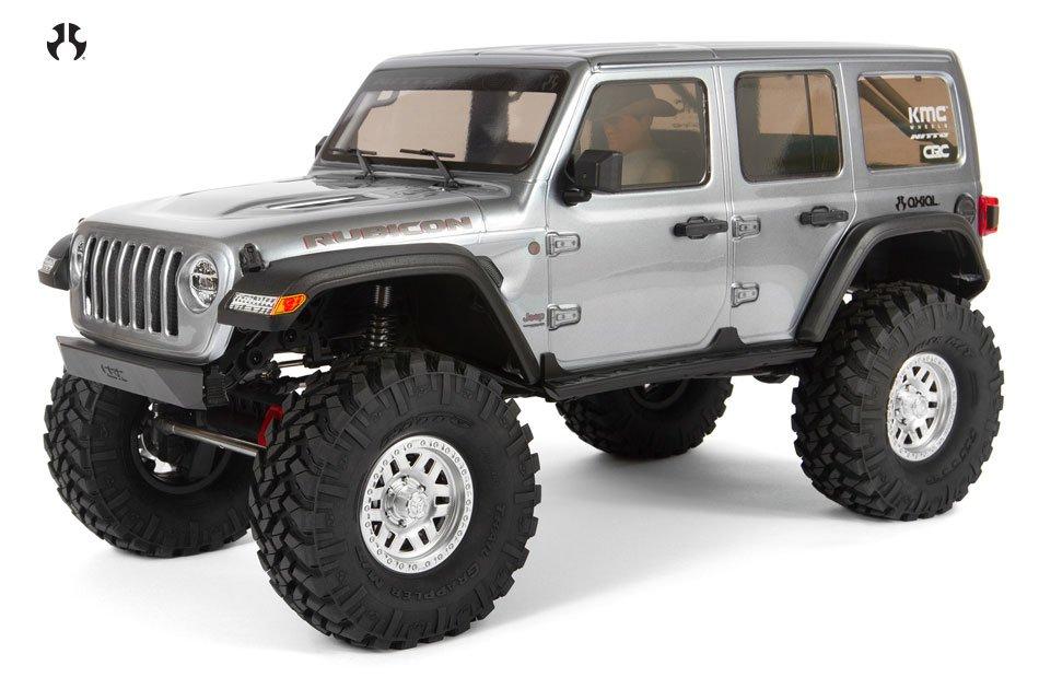 Axial SCX10iii jeep jl kit