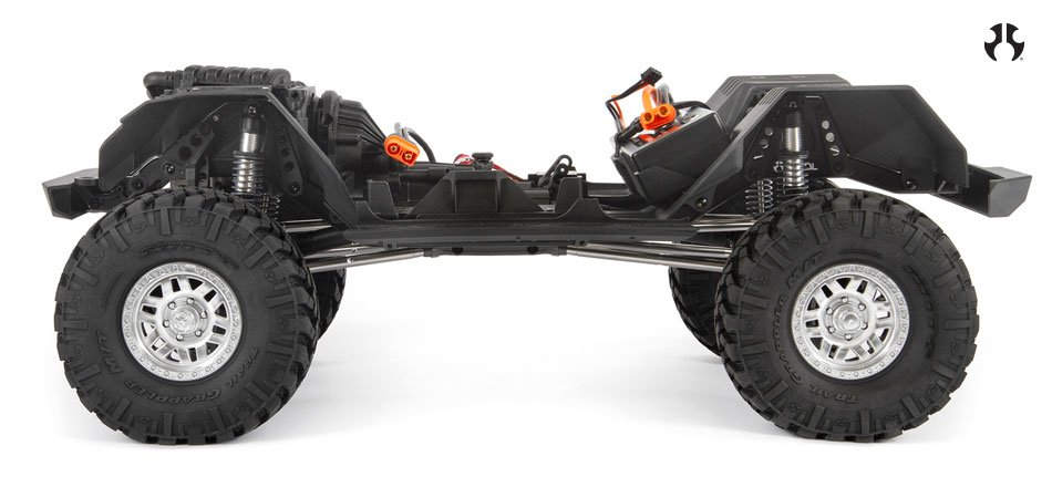 axial scx10iii ground clearance