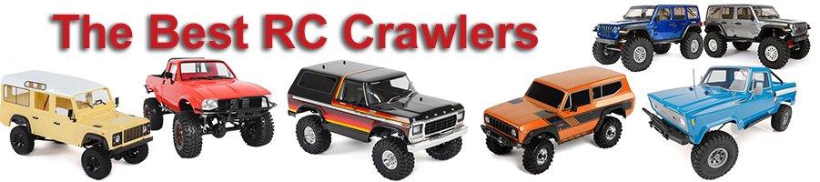 comparison best rc crawlers